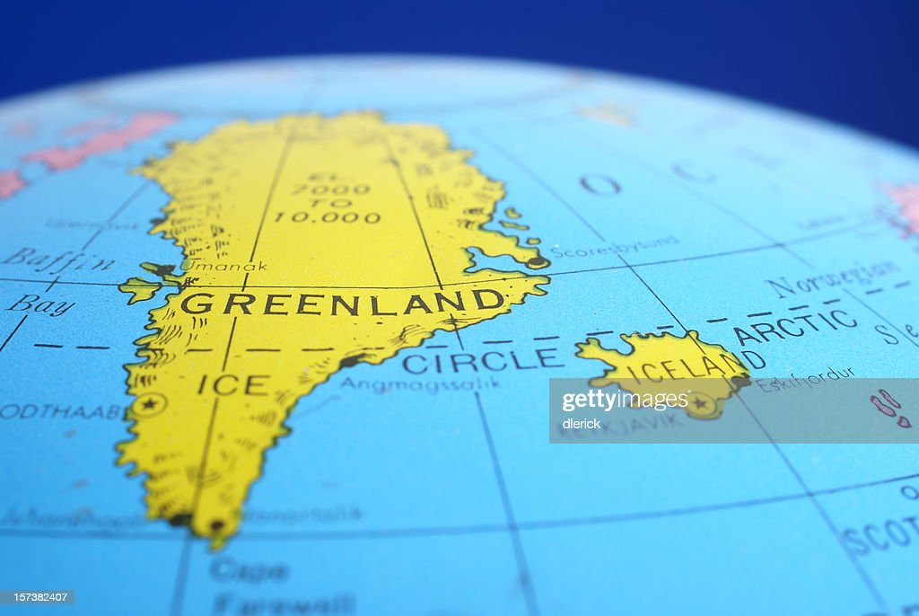 Global mapgreenland amp iceland stock photo getty images global map greenland amp iceland stock photo gumiabroncs Choice Image