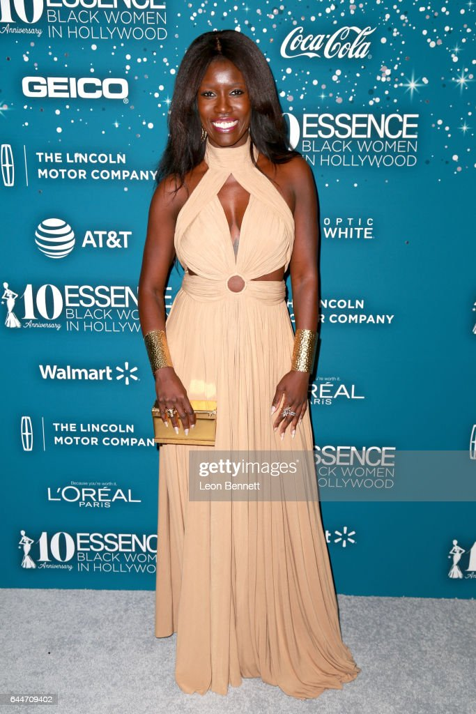 Essence Black Women In Hollywood Awards - Red Carpet : News Photo