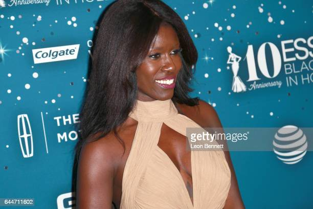 Global Marketing Executive for Apple Music and iTunes Bozoma Saint John at Essence Black Women in Hollywood Awards at the Beverly Wilshire Four...