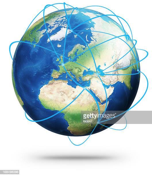 Réseau mondial-Europe