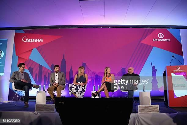 VP Global Partnerships Undertone Sal Candela Global Director of Business Marketing Spotify Jeffrey Rossi Managing Partner Integrated Strategic...