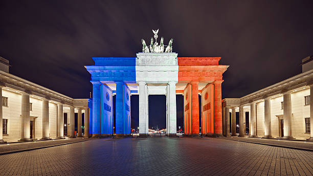 Global Reaction To Paris Terror Attacks Wall Art