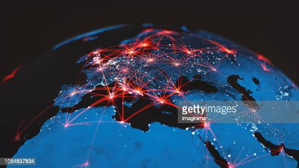 global spreading - global communications stock pictures, royalty-free photos & images