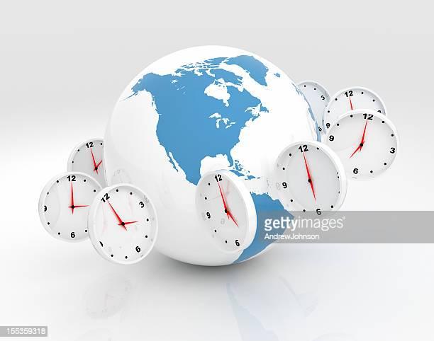 Internationale Zeit