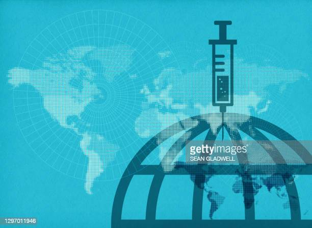 global vaccine - global stock pictures, royalty-free photos & images