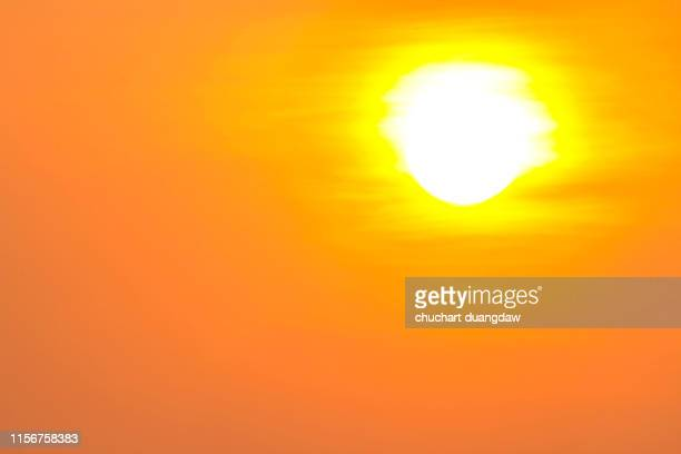global warming from the sun and burning - heat wave stock pictures, royalty-free photos & images
