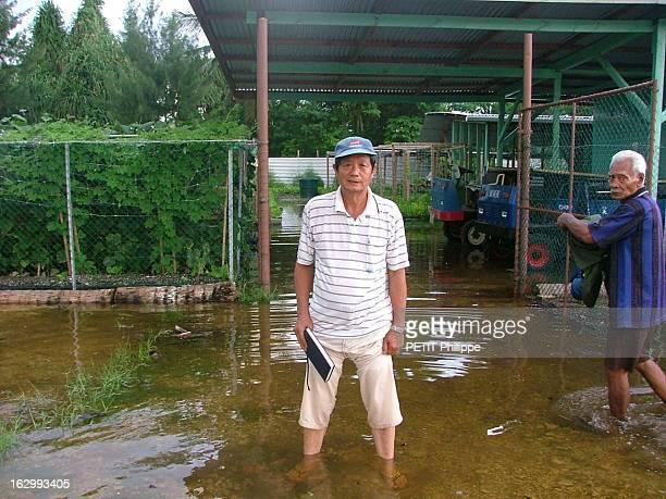 Islands Tuvalu Soon Sunken Le réchauffement climatique entraîne la montée des océans Les îles Tuvalu seront le premier Etat englouti Les habitants...