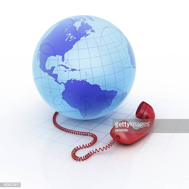 Globe and international calls