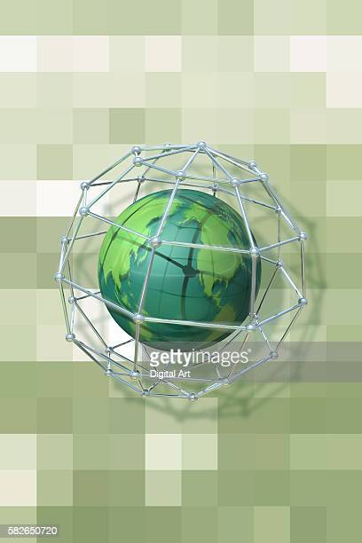 Globe and World Wide Web