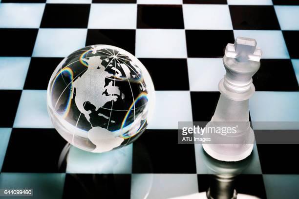 globe chess