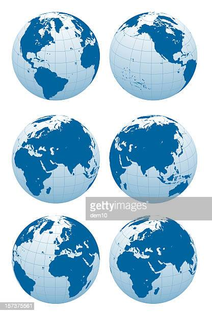 3 D Globus