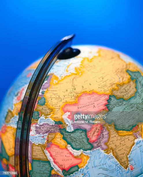 globe - mappamondo foto e immagini stock