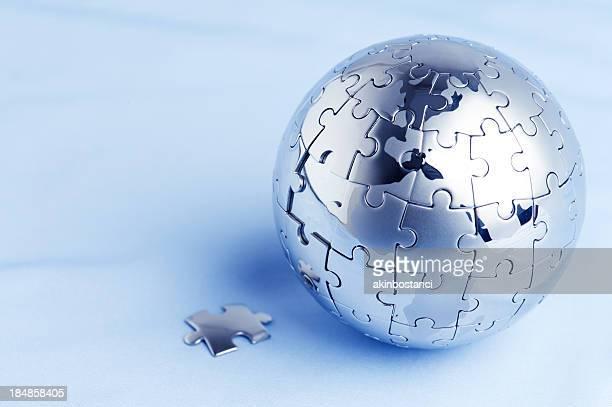 世界のパズル