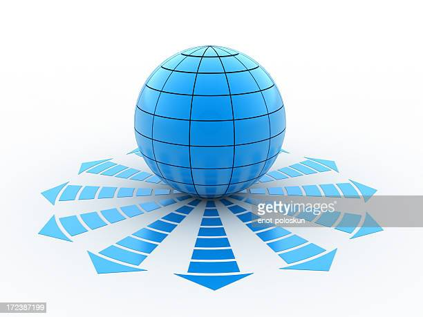 globe symbol - clip art stock pictures, royalty-free photos & images