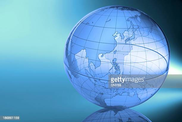 globe-eastern asia & western pacific - china east asia stock pictures, royalty-free photos & images