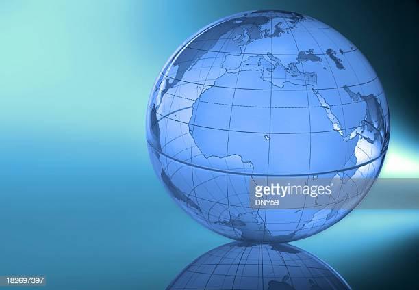 Globe-Europe & Africa