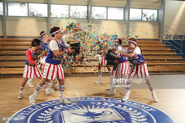 THE GOLDBERGS 'Globetrotters' When Adam attends a Globetrotters game he falls in love with the 'theatrics' of the team and tries doing his own tricks...