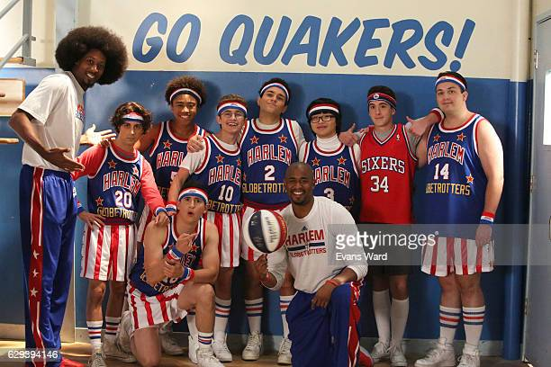 THE GOLDBERGS Globetrotters When Adam attends a Globetrotters game he falls in love with the theatrics of the team and tries doing his own tricks on...