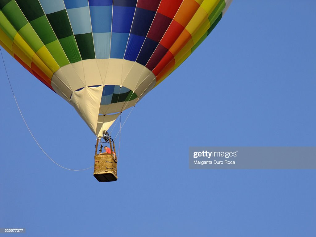 globo aerostatico stock photo getty images