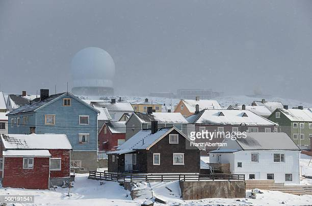 Globus II Radar in Vardo