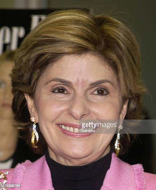 Gloria Allred Amber Frey's Attorney during Amber Frey Signs Copies of her Book Witness for the Prosecution of Scott Peterson at Barnes And Noble in...