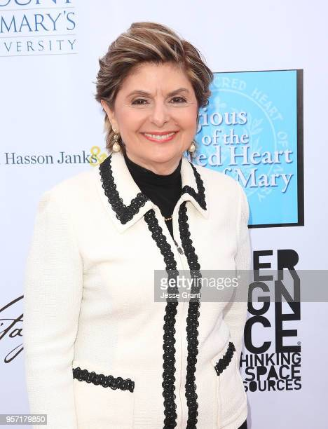 """Gloria Allred attends the Coalition to Abolish Slavery and Trafficking's 20th Annual """"From Slavery To Freedom Gala"""" at City Market Social House on..."""
