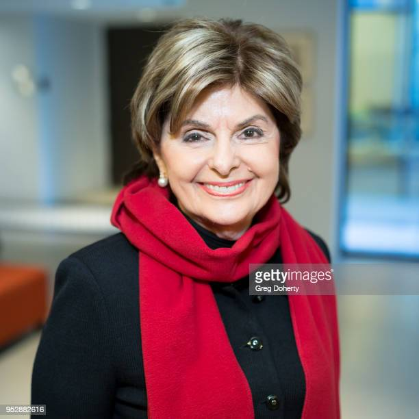Gloria Allred attends the screening of 'Seeing Allred' at the 2018 Los Angeles Jewish Film Festival on April 29 2018 in Hollywood California