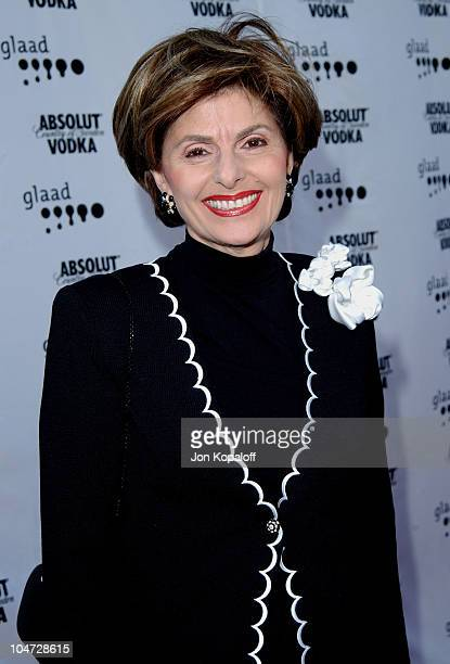 Gloria Allred during 14th Annual GLAAD Media Awards Los Angeles at Kodak Theatre in Hollywood California United States