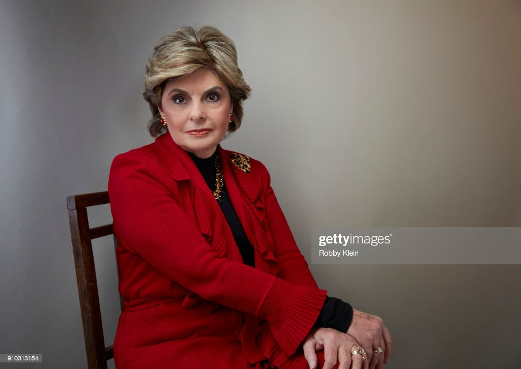 Gloria Allred from the film 'Seeing Allred' poses for a portrait in the YouTube x Getty Images Portrait Studio at 2018 Sundance Film Festival on January 22, 2018 in Park City, Utah.