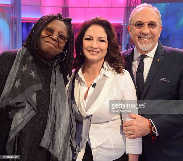 THE VIEW Gloria and Emilio Estefan and a performance from their new Broadway show 'On Your Feet ' Elizabeth Werner with the hottest holiday toys air...