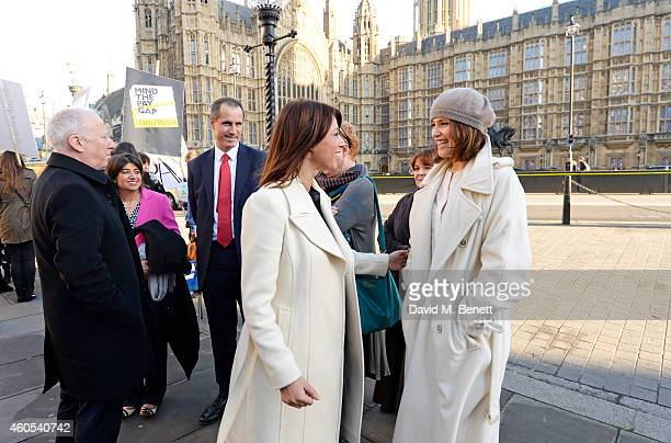 Gloria De Piero MP and Gemma Arterton star of West End musical Made In Dagenham join Grazia Magazine and UNITE to celebrate bringing about a landmark...