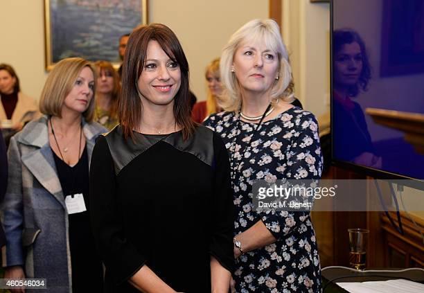 Gloria De Piero MP and Unite union leader Jennie Formby join stars of West End musical Made In Dagenham Grazia Magazine and UNITE to celebrate...