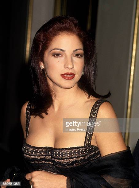 Gloria Estefan circa 1993 in New York City