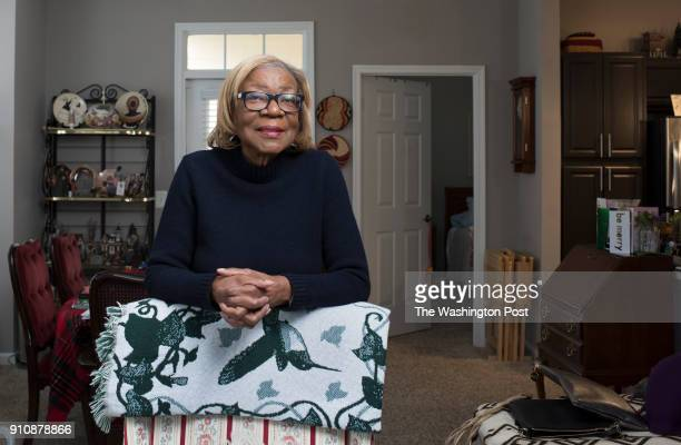 Gloria Gardner photographed in her home in Rockville Maryland on January 24 2017 She is very familiar with the Green Book and has a copy The Green...