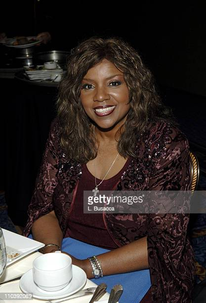 Gloria Gaynor during American Women in Radio Television 30th Annual Gracie Allen Awards Inside at New York Marriot Marquis Hotel in New York City New...