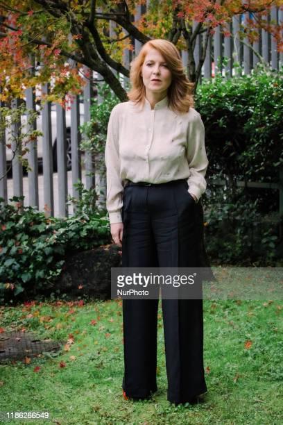 Gloria Giorgianni, Producer, attends FilmTV 'Storia Di Nilde' Photocall in Rome, Italy, on 3 December 2019. Story of Nilde, Nilde Iotti, director of...
