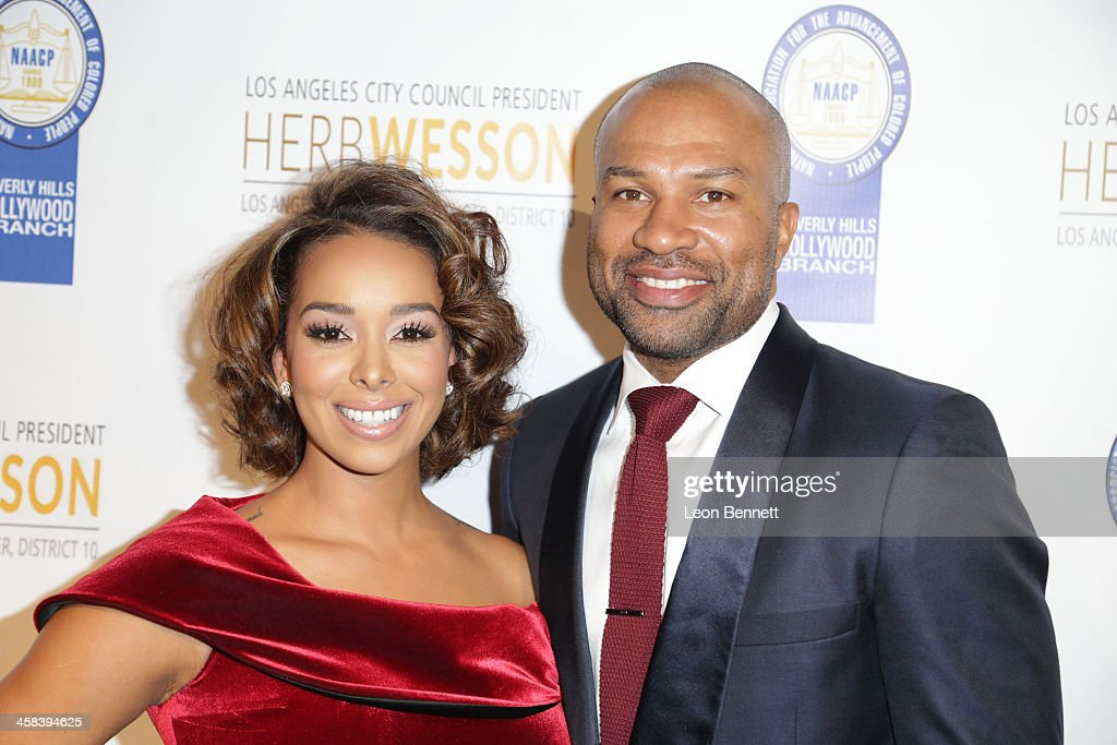 26th Annual NAACP Theatre Awards : News Photo