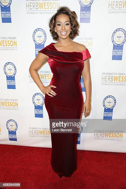 Gloria Govan arrives at the 26th Annual NAACP Theatre Awards at Saban Theatre on November 21 2016 in Beverly Hills California