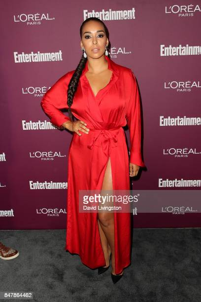 Gloria Govan attends the Entertainment Weekly's 2017 PreEmmy Party at the Sunset Tower Hotel on September 15 2017 in West Hollywood California