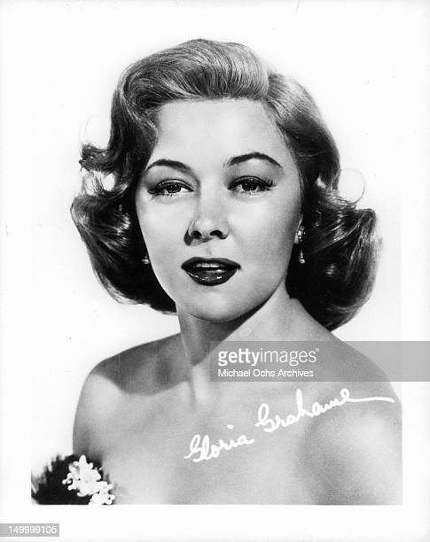 Gloria Grahame, circa 1950.