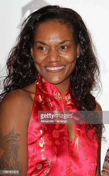 Gloria James attends dinner to kickoff South Florida All Star Classic at STK on October 7 2011 in Miami Florida