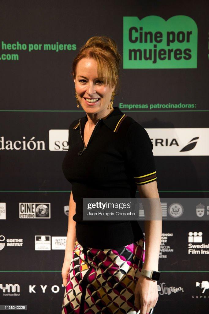 ESP: 'Cine Por Mujeres' Festival Inauguration