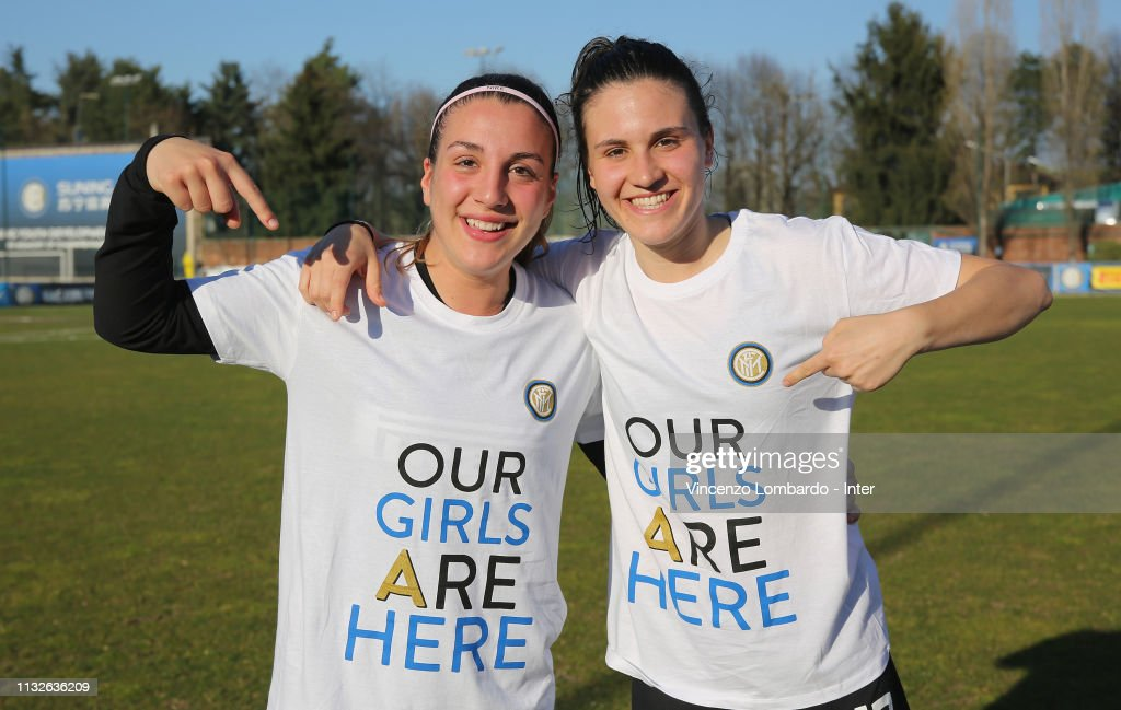 ITA: FC Internazionale Women v Arezzo - Women Serie B