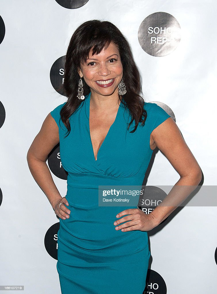 Gloria Reuben attends Soho Rep's 2013 Spring Gala on April 8, 2013 in New York, United States.