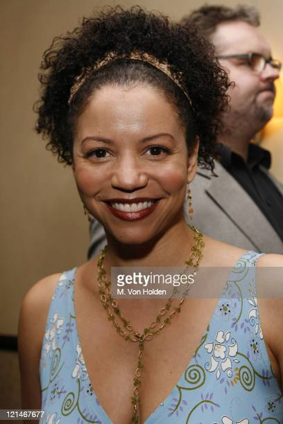 Gloria Reuben during 72nd Annual Drama League Awards Ceremony and Luncheon at Marriott Marquis Hotel in New York NY United States