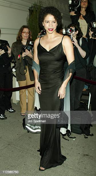 Gloria Reuben during Ninth Annual Practical Magic Ball Benefiting City Harvest at The Pierre Hotel in New York City New York United States