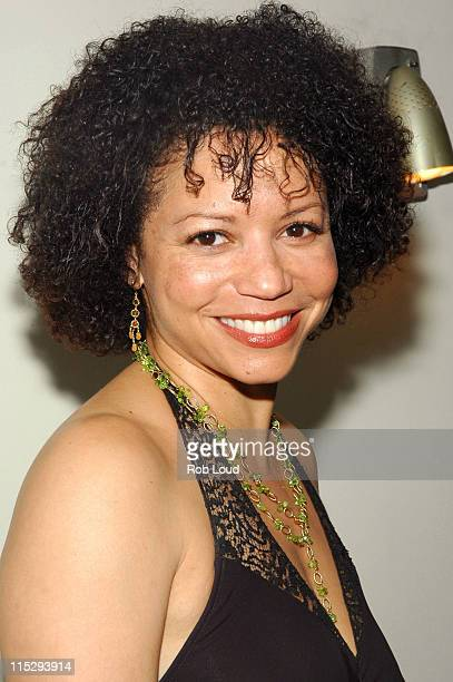 Gloria Reuben during 'Stuff Happens' New York City Opening Night and After Party April 13 2006 at The Public Theatre and Union Square Ballroom in New...