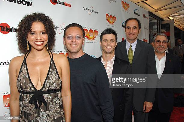 Gloria Reuben John Edward Evan Shapiro EVP and General Manager of the Independent Film Channel Joshua Sapan President and Chief Executive Officer of...