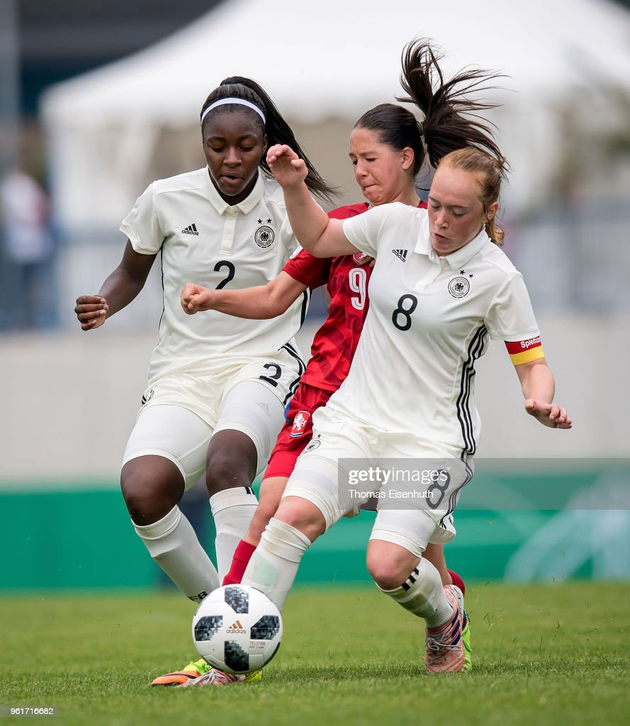 Germany U15 Girl's v Czech Republic U15 Girl's - International Friendly