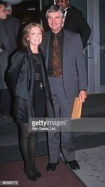Gloria Steinem and David Bale